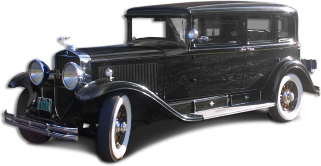 Cadilac Classic Cars Collection